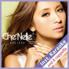 Believe (Instrumental, Karaoke And A Cappella) - Che'Nelle