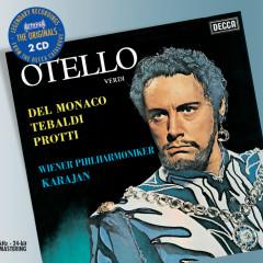 Verdi: Otello - Renata Tebaldi, Mario Del Monaco, Aldo Protti, Wiener Philharmoniker, Herbert von Karajan