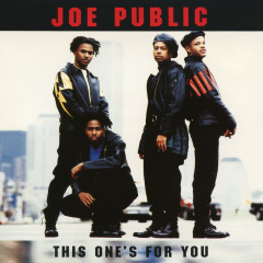 This One's For You EP - Joe Public