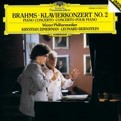 Brahms: Piano Concerto No. 2 in B flat, Op. 83 - Krystian Zimerman, Wolfgang Herzer, Wiener Philharmoniker, Leonard Bernstein