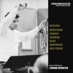 Overtures: Mendelssohn - Schubert - Schumann - von Weber - Humperdinck - Wolf-Ferrari