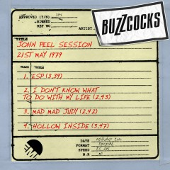 John Peel Session [21st May 1979] - Buzzcocks