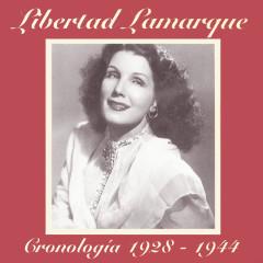 Cronologiá 1928-1944 - Libertad Lamarque