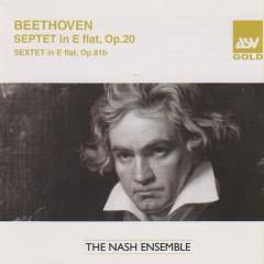 Beethoven: Sextet in E Flat; Septet in E Flat - Nash Ensemble
