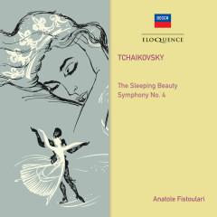 Tchaikovsky: Sleeping Beauty; Symphony No. 4 - Anatole Fistoulari, Paris Conservatoire Orchestra, Royal Philharmonic Orchestra