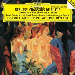 Debussy: Chansons de Bilitis - Catherine Deneuve, Ensemble Wien-Berlin