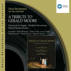 Great Recordings of the Century: Tribute To Gerald Moore - Gerald Moore
