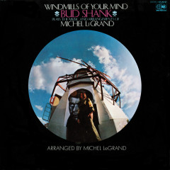 Windmills Of Your Mind - Bud Shank