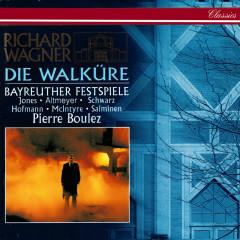 Wagner: Die Walküre - Gwyneth Jones, Jeannine Altmeyer, Hanna Schwarz, Peter Hofmann, Donald McIntyre