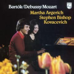 Bartók, Debussy, Mozart - Music For 2 Pianos - Martha Argerich, Stephen Kovacevich