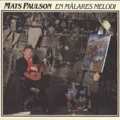 En målares melodi - Mats Paulson