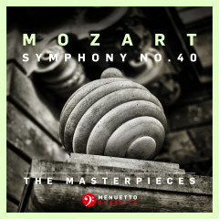 The Masterpieces - Mozart: Symphony No. 40 in G Minor, K. 550 - London Symphony Orchestra, Leopold Ludwig