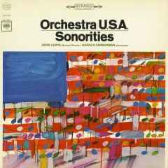 Sonorities - Orchestra U.S.A.