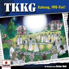 206/Achtung, UFO-Kult! - TKKG