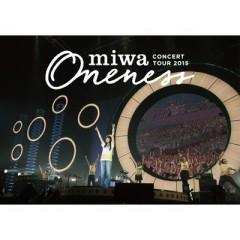 miwa concert tour 2015 ONENESS - miwa
