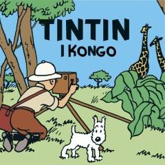 Tintin i Kongo - Tintin, Tomas Bolme, Bert-Åke Varg