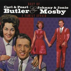 A Family Affair: The Best of Butler & Mosby - Carl & Pearl Butler, Johnny & Jonie Mosby