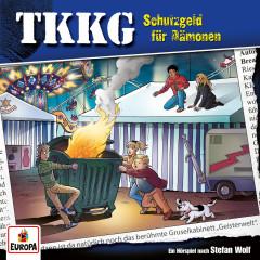 218/Schutzgeld für Dämonen - TKKG