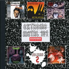 Extreme Metal 101 (Vol. 2) - Various Artists