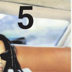 5 - Lenny Kravitz