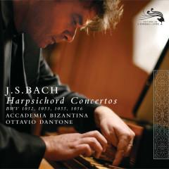 Bach, J.S.: Harpsichord Concertos - Ottavio Dantone, Accademia Bizantina