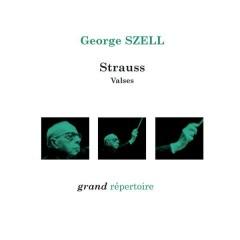 Josef Strauss & Johann Strauss II: Valses - George Szell