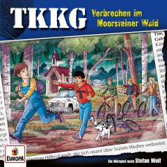 215/Verbrechen im Moorsteiner Wald - TKKG