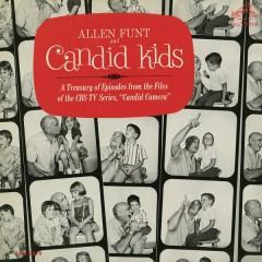 Allen Funt and Candid Kids - Allen Funt, Candid Kids