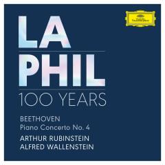 Beethoven: Piano Concerto No. 4 in G Major, Op. 58 - Arthur Rubinstein, Los Angeles Philharmonic, Alfred Wallenstein