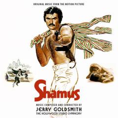 Shamus (Original Motion Picture Soundtrack) - Jerry Goldsmith