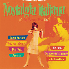 Nostalgia Italiana - 1969 - Various Artists