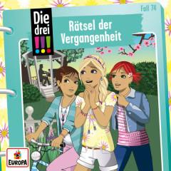 074/Rätsel der Vergangenheit - Die drei !!!