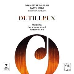 Dutilleux: Symphony No. 1, Métaboles, Sur le même accord - Paavo Järvi