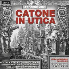 Vinci: Catone In Utica - Juan Sancho, Franco Fagioli, Max Cencic, Valer Sabadus, Martin Mitterrutzner