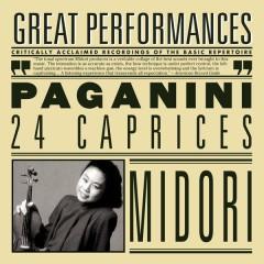 Paganini: 24 Caprices for Solo Violin, Op. 1 - Midori