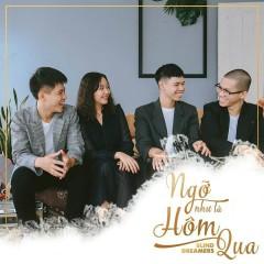 Ngỡ Như Là Hôm Qua (Single)