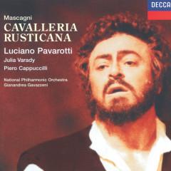 Mascagni: Cavalleria Rusticana - Gianandrea Gavazzeni, Luciano Pavarotti, Julia Varady, Piero Cappuccilli, Ida Bormida