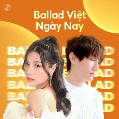 Ballad Việt Ngày Nay - Hương Ly, Khải Đăng, Mr. Siro, Bảo Yến Rosie