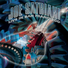 Live In San Francisco - Joe Satriani