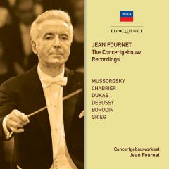 Jean Fournet - The Concertgebouw Recordings - Jean Fournet, Concertgebouw Orchestra of Amsterdam