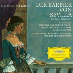 Rossini: Der Barbier von Sevilla - Highlights (Sung in German) - Rita Streich, Ernst Haefliger, Raimund Grumbach, Ivan Sardi, Kim Borg