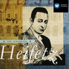 The Legendary Jascha Heifetz - Jascha Heifetz