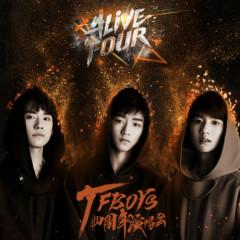 TFBOYS ALIVE FOUR (Live) / 四周年演唱会 - TFBoys