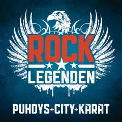 Rock Legenden - Puhdys, City, Karat