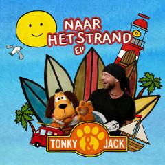 Naar het strand - Tonky & Jack