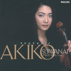 Souvenir - Akiko Suwanai, Phillip Moll