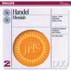 Handel: Messiah - London Symphony Chorus, London Symphony Orchestra, Sir Colin Davis
