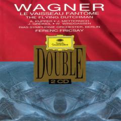 Wagner: Der Fliegende Holländer - Sieglinde Wagner, Josef Metternich, Wolfgang Windgassen, Ernst Haefliger, RIAS Symphony Orchestra Berlin