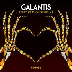 Bones (feat. OneRepublic) [Remixes]