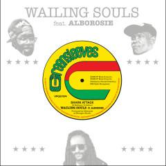 Shark Attack (feat. Alborosie) - Wailing Souls, Alborosie